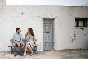 Fotografía preboda Zaida y Miguel